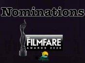 फिल्मफेयर अवार्ड्स 2020 - पढ़िए पूरी नॉमिनेशन लिस्ट, गली बॉय से आर्टिकल 15 तक का धमाका