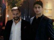 इब्राहिम ने पापा - मम्मी के साथ शेयर की तस्वीरें, सैफ को कहा OLD MAN, अमृता सिंह को Best Woman