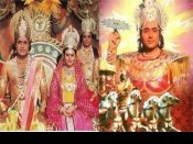 रामायण-महाभारत टेलीकास्ट, नंबर 1 Trend, फैंस- लॉकडाउन में दूरदर्शन की टीआरपी चांद पर, मजेदार