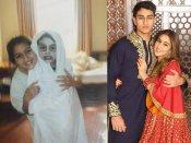 सारा अली खान ने भाई इब्राहिम के बचपन की ''डरावनी'' तस्वीर की शेयर, बनाया था भूत- PHOTOS