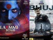हॉट स्टार पर बैक 2 बैक धमाका: सुशांत, अक्षय कुमार से लेकर अजय देवगन की फ़िल्म फाइनल, देखें पोस्टर