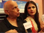 'महेश भट्ट ने इतने उतावले क्यों थे, रिया चक्रवर्ती जब सुशांत सिंह राजपूत को छोड़कर जा रही थी'