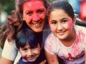 इब्राहिम में पापा सैफ की झलक, सारा है मां अमृता की कार्बन कॉपी- क्यूट फैमिली PICS