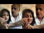 रिया चक्रवर्ती के बाद- 16 साल की जिया खान के साथ महेश भट्ट का पुराना वीडियो लीक- हो रहा है वायरल