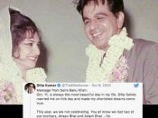 सायरा बानो और दिलीप कुमार ने कैंसिल किया 54th वेडिंग एनिवर्सरी का जश्न