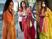 करवा चौथ 2020: शिल्पा शेट्टी, काजोल से लेकर बिपाशा बसु, लाल जोड़े में बॉलीवुड एक्ट्रेस- देखिए PICS