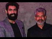 RRR फिल्म पर राजामौली को मिली थिएटर्स जलाने की धमकी, भड़के 'भल्लालदेव' राणा दग्गुबाती