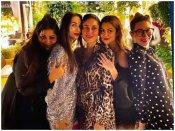 करीना कपूर खान ने रखी दोस्तों के लिए धमाकेदार पार्टी- मलाइका, करिश्मा के साथ किया एन्जॉय-PICS