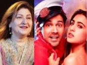कुली नंबर 1 का शानदार सॉन्ग 'हुस्न है सुहाना' की गायिका चंदना दीक्षित ने गाना याद किया