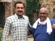 Zee5 की फिल्म कागज' की शूटिंग के दौरान पंकज त्रिपाठी को आई अपने गांव की याद!