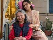 दादी शर्मिला टैगोर की फिल्मों पर सारा अली खान ने कहा, 'यकीन नहीं होता कि वो मेरी दादी हैं'