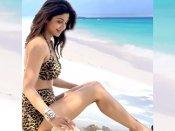 शिल्पा शेट्टी ने किया बोल्ड बिकिनी फोटो शेयर, मालदीव में कर रहीं पति के साथ हॉलीडे एन्जॉय-PICS