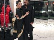 शादी की सालगिरह पर संजय दत्त हुए रोमांटिक, वाइफ मान्यता से किया इजहार, 'पहले से भी ज्यादा प्यार करता हूं' PICS