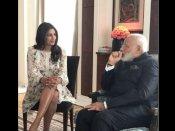 जब प्रधानमंत्री नरेन्द्र मोदी से मिलने पहुंची थीं प्रियंका चोपड़ा, हुआ था खूब विवाद- अब दिया जवाब