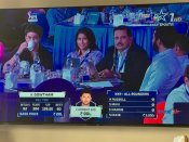IPL Auction 2021 का हिस्सा बने शाहरुख खान के बेटे आर्यन और जूही चावला की बेटी जाह्नवी- PHOTOS