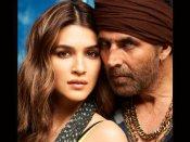 'बच्चन पांडे' से अक्षय कुमार और कृति सैनन का फर्स्ट लुक रिलीज- 2022 में रिलीज फाइनल