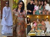अमृता की बर्थडे पार्टी: करीना कपूर ने काफ्तान में खींचा फैंस का ध्यान, तो मलाइका ने दिए बॉयफ्रेंड संग पोज PICS