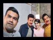 साइलेंस फिल्म की कास्ट के साथ मनोज वाजपेयी का जबरदस्त PawriHoRahiHai , मजेदार वीडियो