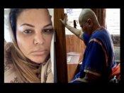 राखी सावंत ने शेयर की मां की फोटो, लोगों से अपील- दुआ करें, वो कैंसर से लड़ रही हैं, 14 लाख से इलाज