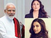 पीएम मोदी ने की नारी शक्ति पर बात- दीपिका, करीना, श्रद्धा समेत बॉलीवुड अभिनेत्रियों ने दिखाया समर्थन