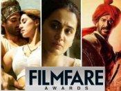 66वां फिल्मफेयर Technical Awards 2021 - नॉमिनेशन में तानाजी, थप्पड़ और पंगा ने मारी बाज़ी