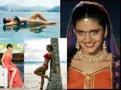 Birthday:क्रिकेट की हॉट होस्ट मंदिरा बेदी जिसे शाहरुख खान 'राज' से हो गया था प्यार, 49 में भी सबसे बोल्ड- PICS