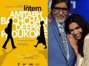The Intern- अमिताभ बच्चन के साथ फिर बन गई दीपिका पादुकोण की जोड़ी, 'द इंटर्न' का धमाकेदार ऐलान!