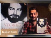 सलमान खान ने ज़ूम कॉल पर किया कबीर बेदी की आत्मकथा के कवर का अनावरण, देखिए तस्वीरें
