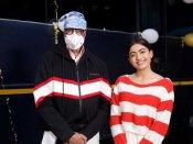 अमिताभ बच्चन और विकास बहल के साथ 'गुडबाय' के सेट पर रश्मिका मंदाना का जन्मदिन सेलिब्रेशन, देखें तस्वीरें