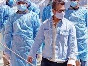 कोरोना से ठीक होने के बाद लाल सिंह चड्ढा के लिए लद्दाख - कारगिल पहुंचे आमिर खान