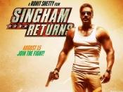SHOCK: तो रिश्वत देकर सुपरहिट हुई अजय देवगन की 'सिंघम रिटर्न्स'!