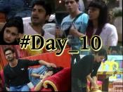 #Day10: बिग बॉस 9 में शुरू हुई 'द डर्टी पिक्चर!'