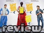 #Review: हैप्पी भाग जाएगी...4 हिंदुस्तानियों ने मिलकर पाकिस्तान हिला डाला!