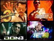 ब्लॉकबस्टर PART 3 की तैयारी - सलमान खान, सनी देओल, अजय देवगन, शाहरूख खान जुट गए