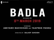 बदला: अमिताभ बच्चन और तापसी पन्नू की धमाकेदार मर्डर मिस्ट्री, रिलीज डेट आई सामने