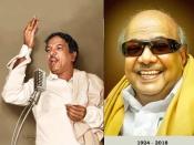 डीएमके सुप्रीमो एम करूणानिधि का निधन, रजनीकांत सहित कई तमिल सितारों ने जताया शोक
