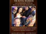 प्रभास जल्द लंदन में अपनी बाहुबली टीम के साथ रॉयल रीयूनियन में होंगे शामिल