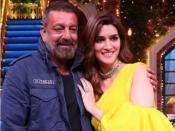 कपिल शर्मा शो में संजय दत्त ने कहा-