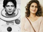 #BreakingBuzz: शाहरूख खान और फातिमा सना शेख - सैल्यूट के लिए तैयार