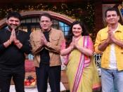 Video कपिल शर्मा शो पर पहुंचे रामायण के स्टार्स, कपिल ने पूछा - क्या अपुन इच भगवान है