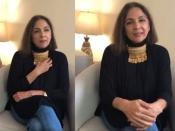 नीना गुप्ता ने मजेदार वीडियो किया शेयर, कहा- 'सोने का हार खरीदा है, सोचा यहीं शो ऑफ कर लूं'