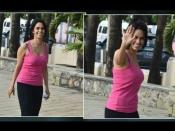 अनलॉक 1 में बिना मास्क के रनिंग करने लगीं 'मल्लिका शेरावत', Video देख फैंस का जमकर हंगामा !