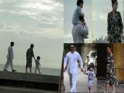 करीना-तैमूर संग सैफ अली खान निकले घूमने, लेकिन क्यों नहीं पहना मास्क? वायरल PICS पर एक्टर का जवाब