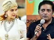 'अगर कंगना खुद को लक्ष्मीबाई समझती हैं तो आमिर 'मंगल पांडे' और दीपिका 'पद्मावती' हैं'- प्रकाश राज