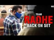 राधे- 7 महीनों के बाद सेट पर पहुंचे सलमान खान, दिशा पटानी, जैकी श्राफ समेत पूरी टीम, देंखे वीडियो