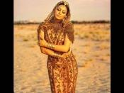 फिल्म 'डिवाइन इंडवेलिंग' में उर्वशी रौतेला ने 'इजिप्ट की रानी क्लियोपेट्रा' का किरदार निभाया