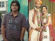 अभिषेक बच्चन की शादी का नहीं मिला था न्योता - अर्जुन कपूर ने छत से चाची के साथ देखी थी शादी