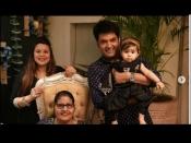 कपिल शर्मा जनवरी 2021 में फिर बनेंगे पिता, पत्नी गिन्नी के लीक बेबी बंप VIDEO ने खोला राज !