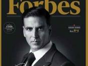 फोर्ब्स टॉप 100 लिस्ट में इकलौते भारतीय अक्षय कुमार, दुनिया के सबसे ज़्यादा कमाने वाले सेलिब्रिटी