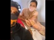 गौहर खान शादी के तुरंत बाद फ्लाईट में एक्स बॉयफ्रेंड कुशाल टंडन से टकराईं, वायरल हुआ वीडियो